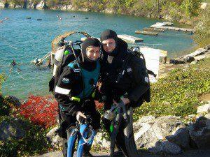 scuba diving, scuba lessons, scuba class, drysuit class, drysuit specialty