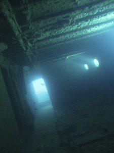 wreck diving class, wreck diving lessons, scuba wreck diving