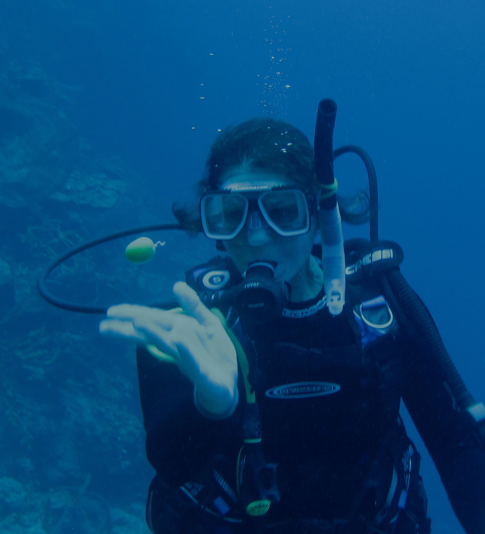 Deep Diving Urban Manta Scuba Nyc